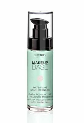 Verona Ingrid Make-Up Base Foundation Primer Mattifying & Anti-Redness