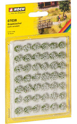 NOCH HO FIELD PLANTS in BLOOM - # 07038 suit model train scenery