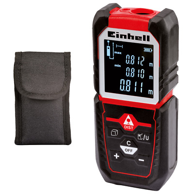 Einhell TC-LD 50 Laser Measuring Tool Measure 50m Range 2270080 + Pouch
