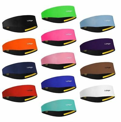Halo II Headband Pullover Sweatband - Cycling Triathlon Running Sports
