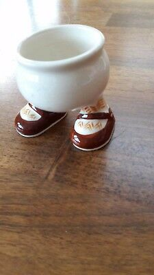 Carlton ware egg cup on legs