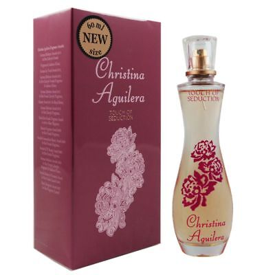 Christina Aguilera Touch of Seduction 60 ml Eau de Parfum EDP