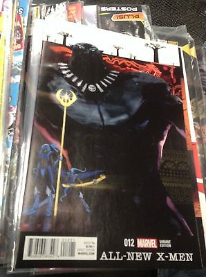 All-New X-Men #12 Black Panther 50th Anniversary Variant Cover 2016 Marvel