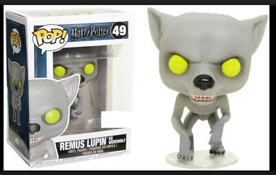 Funko Pop! Harry Potter - Remus Lupin as Werewolf exclusive w free protector