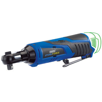 Draper 17135 Storm Force® 10.8V Cordless Ratchet With LED worklight Bare Unit