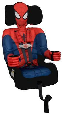 KidsEmbrace Friendship Combination Booster Car Seat - Ultimate SpiderMan