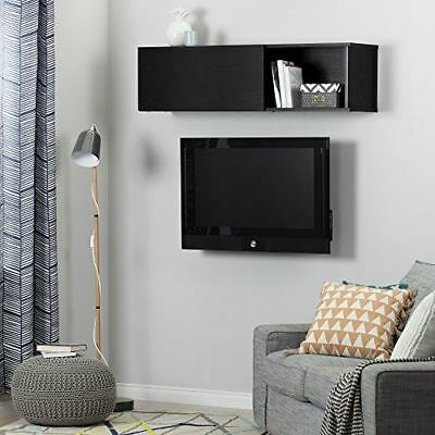 South Shore Furniture City Life Wall Mounted Storage Unit