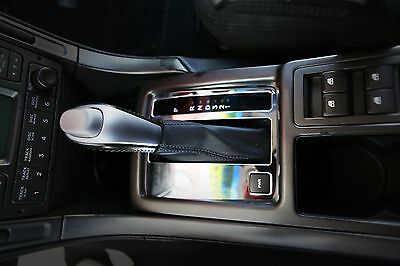 New Chrome Auto Gear Console Panel For Vy/vz Hsv/holden/clubsport/gts/maloo/r8