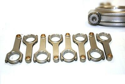 "FORD 302 347 5.400"" 0.912"" PIN 4340 Forged H-BEAM CONNECTING ROD W/ARP8740 BOLTS"