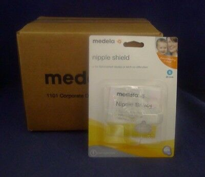 Medela 89907 Nipple Shield Small 20 mm Box of 6 NEW
