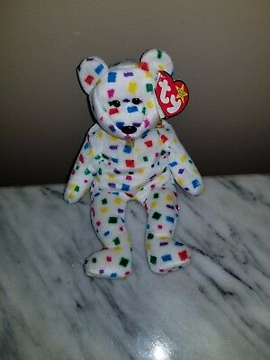 Beanie Baby Ty 2K with tag errors