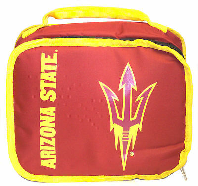 8bef9405f3 NCAA Arizona State Sun Devils Sacked Insulated Lunch Cooler Bag