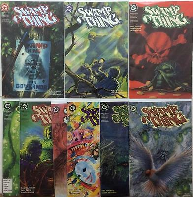 Swamp Thing #112 to #120 (DC 1991) 9 x issues.