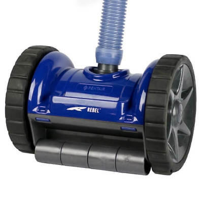 Pentair Rebel Automatic Pool Cleaner 10m Hose 3 Year Warranty