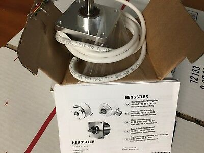 Hengstler 0 525 032 RI58-O/900EQ.42KB Encoder, 900 Pluses , NEW, WARRANTY