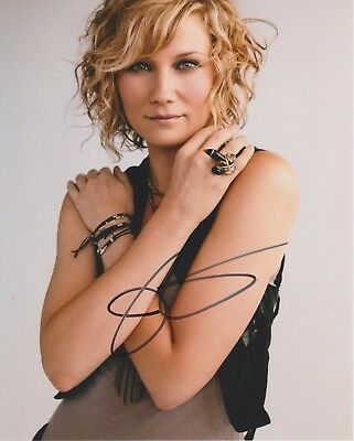 Jennifer Nettles authentic signed autographed 8x10 photograph holo COA