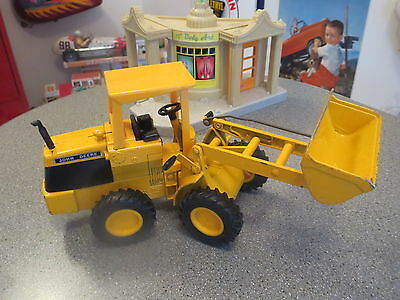 Vintage Ertl Front End Loader Construction Viecle 1973 11,inches Long 503-701D