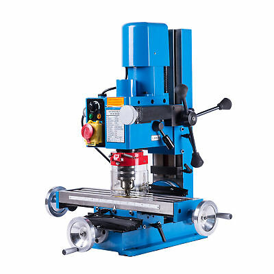 New Mini Drilling & Milling Machine with Variable Speed 600W Motor