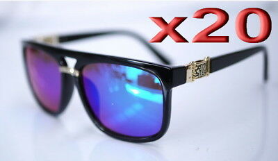 20pc Wholesale Bulk lots Women Lady Outdoor Sunglasses Mixed Color