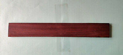"""Guitar Luthier  Rosewood Fretboard  Blank 21"""" X 2 15/16"""" X 3/8"""" Free Shipping"""