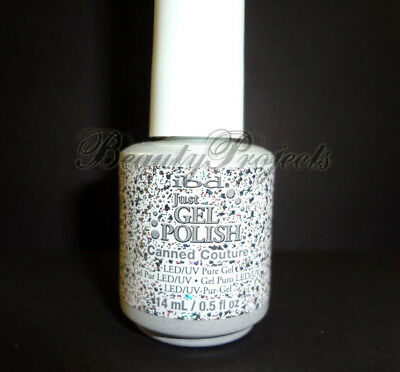 ibd Just Gel Polish Canned Couture #57087 UV/LED Gel Polish .5oz fast shipping