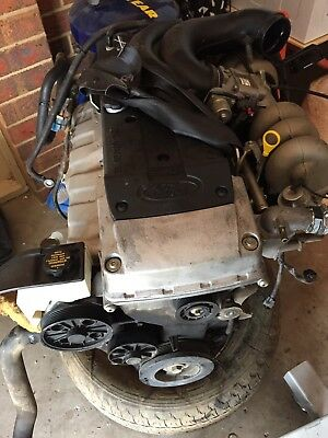 Ford Territory Sx 2005 Petrol 4.0 Ltr 6Cyl Engine Zf 6 Speed Transmission