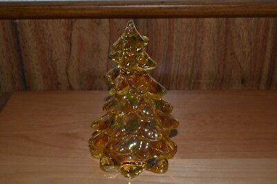 Mosser Honey Amber Carnival Christmas Tree