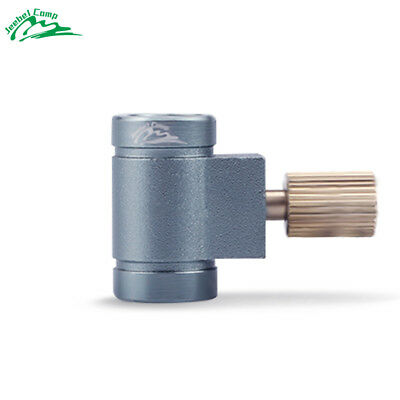 Jeebel GAS Saver Plus Lindal Valve Canister Shifter Refill Adapter Camping Stove