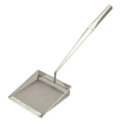 8' chip Shovel Cooking Utensil Food Kitchen Stainless Steel 20cm Skimmer