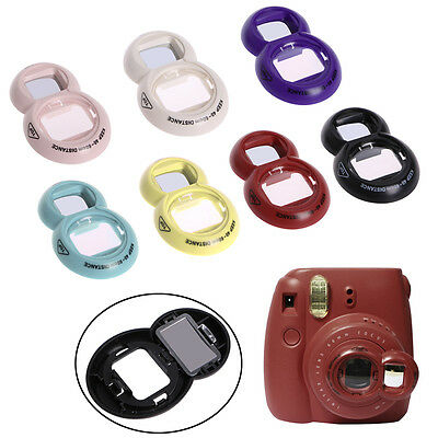 Camera Selfie Self-Shot Mirror Close-up Lens For Fuji Fujifilm Instax Mini 7/8