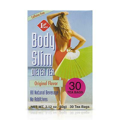 Uncle Lees Teas Body Slim Dieter Tea - Lemon (30 Bags)