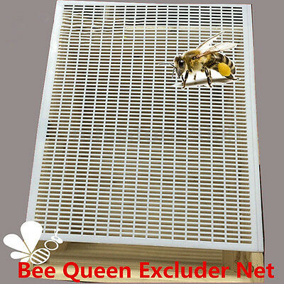 10Frame Pro Beekeeping Beekeeper Bee Queen Excluder Trapping Grid Net Tool Hot**