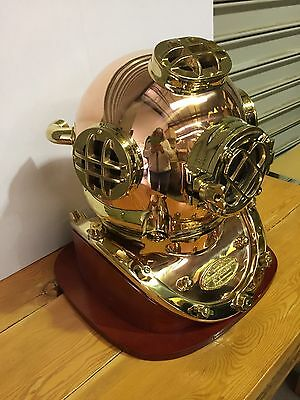 Diving Helmet Full Size Replica Mark V.
