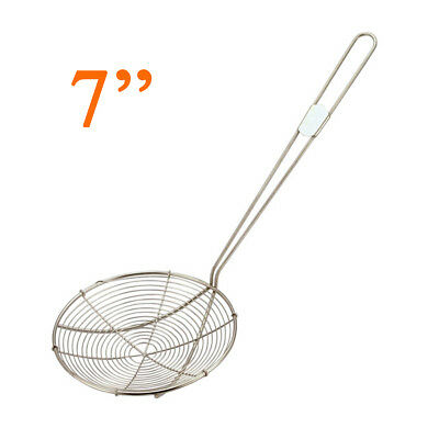 Heavy Duty Lifter 7In Stainless Steel Kitchen Food Preparation Turner Utensil