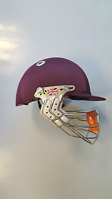 Albion Ultimate 98 Cricket Helmet With Titanium Faceguard