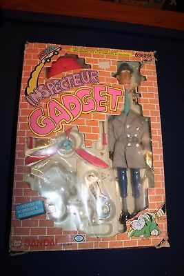 Inspector Gadget Figure 1983 Kenner In Original Box