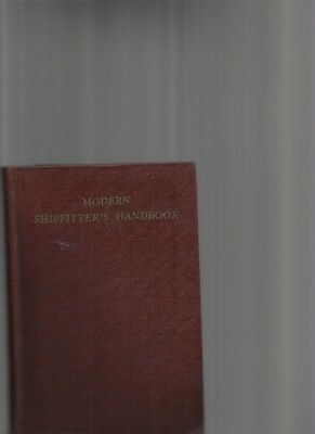 1941 MODERN SHIP FITTERS HANDBOOK FOR CRUISE SHIPS BY SWANSON blueprints 309 pp