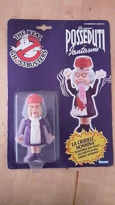 Ghostbusters Kenner NIB rare limited Granny Oma Ghost OVP from 1986 Original