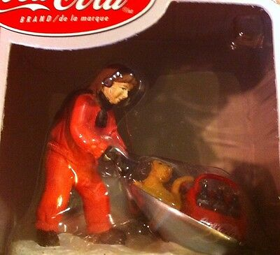 Retired Coca Cola Christmas Ornament