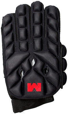 Malik Hockey Glove Multi Absorber Light (Black) for Indoor