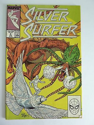 Marvel - Silver Surfer February 1988 Vol. 3 No. 8