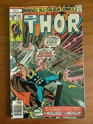 Marvel - The Mighty Thor Jan 1978 No. 267