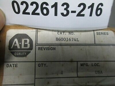 Allen Bradley, 8600 1674L, I/O MODULE 32 IN, 32 OUT