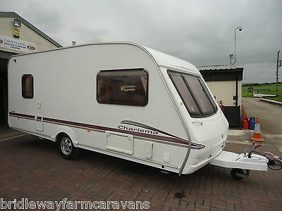 5 Berth Caravan Touring Caravan Swift Charisma  End Bed Room  New Free Awning