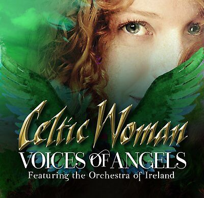 Celtic Woman - Voices Of Angels - New Cd / Dvd