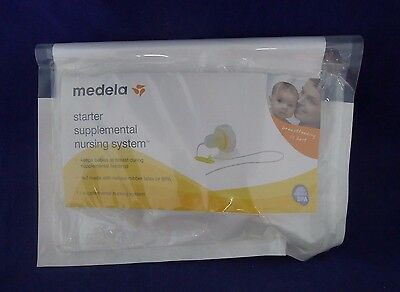 Medela Starter Supplemental Nursing System NEW