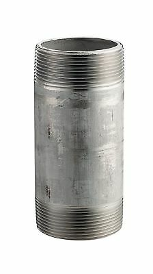 "Stainless Steel 304/304L Pipe Fitting Nipple Schedule 40 Welded 1-1/4"" X 3-1/..."