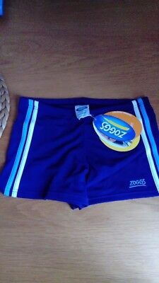Boys Swimming Trunks Zoggs Age 6 7 9 10 11 12 13 Years BNWT FREEPOST