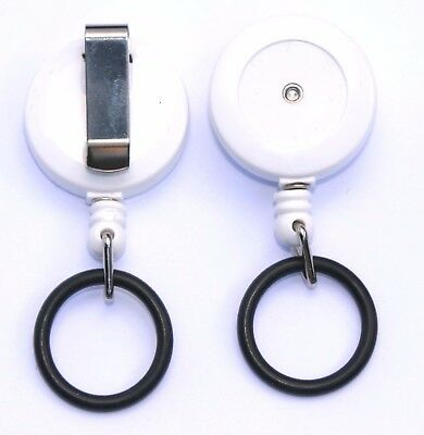 Purell/Clinell Retractable Belt Clip Yoyo for alcohol Hand Sanitizer Bottles NHS