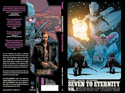 Seven To Eternity Volume 1 Big Bang Comics Exclusive Cover W/signed Bookplate